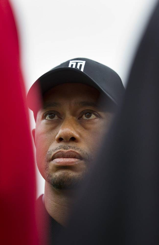 Watson watching Woods closely for Ryder Cup team