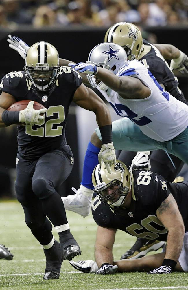 Saints' Ingram eager for encore to career game
