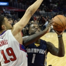 Memphis Grizzlies v Los Angeles Clippers Getty Images