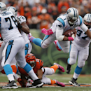 Panthers unleash Cam Newton in the running game The Associated Press