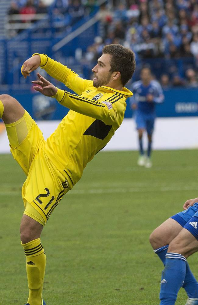 Marshall, Oduro score as Crew beat Impact 2-1