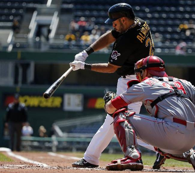 Cingrani, Ludwick lift Reds over Pirates 2-1