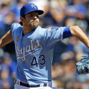 Royals trade Crow to Miami; give Frasor $1.8M deal The Associated Press