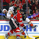 Anaheim Ducks v Chicago Blackhawks Getty Images