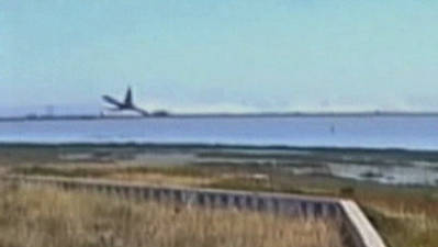 Raw: New Images of Asiana Flight 214 Crash