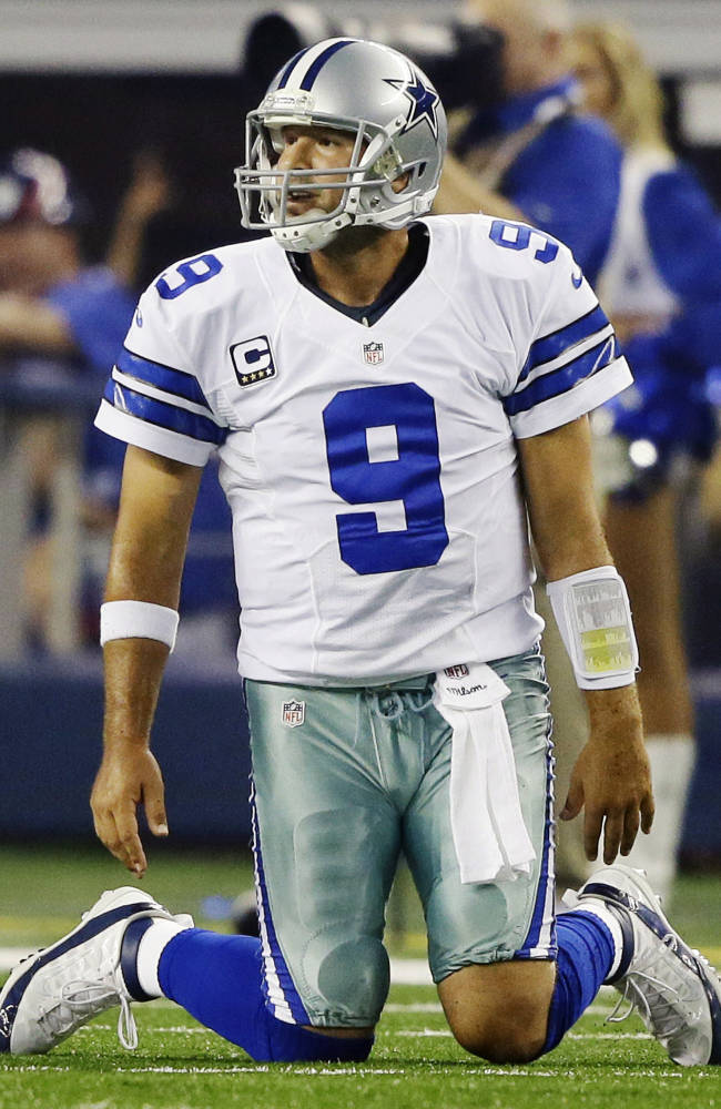 Cowboys get 6 TOs to beat Manning, Giants 36-31