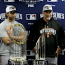 Column: Bumgarner great, but Bochy good, too The Associated Press