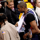 Hawks' Horford ejected from Game 3 for elbow The Associated Press