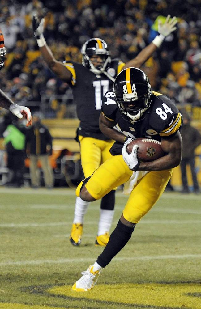 5 things to know after Steelers drop Bengals 30-20
