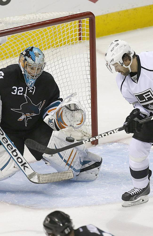 Kings beat Sharks 3-0 to force Game 6