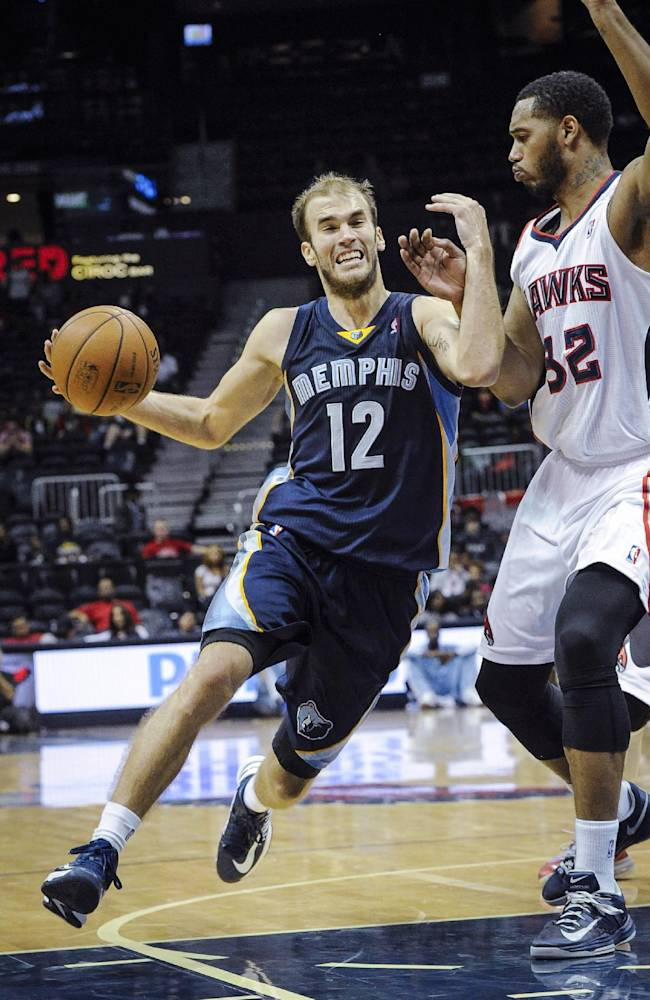 Grizzlies eager to take next step to NBA Finals