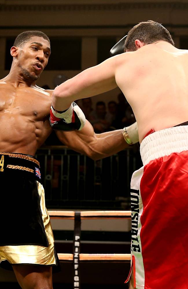 Joshua and The Prizefighters