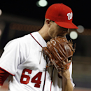Nationals recall LHP Cedeno from Triple-A Syracuse The Associated Press