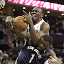 Jefferson lifts Bobcats past Pelicans 90-87 The Associated Press
