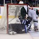 Dustin Byfuglien's OT goal lifts Jets over Wild 2-1 The Associated Press