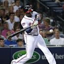 Upton, Heyward spark Braves past Marlins The Associated Press