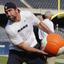 Allen hopes to suit up as Bears take on Jaguars The Associated Press