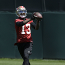 New WR Stevie Johnson gears up for 49ers debut The Associated Press