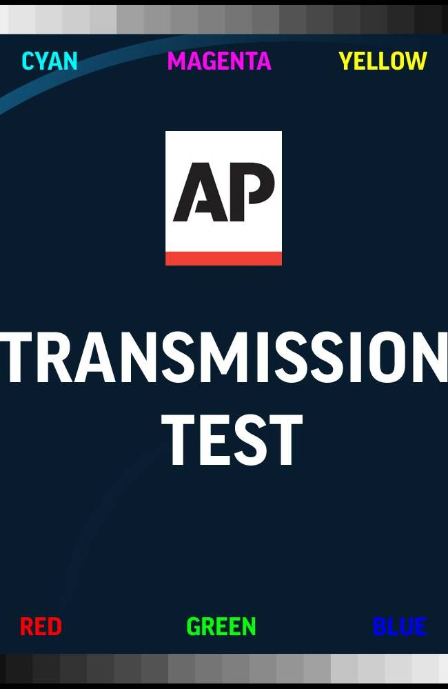 This is a transmission test for the Associated Press. Please ignore