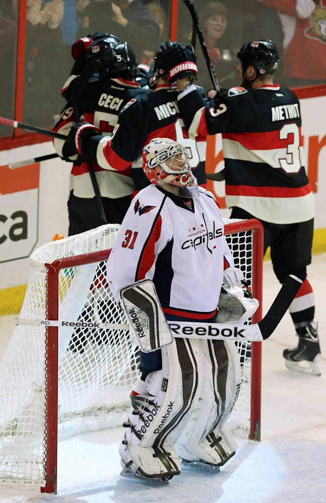 Turris helps Senators post winning streak