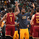 James, 3 other Cavs starters not playing vs. Celts The Associated Press