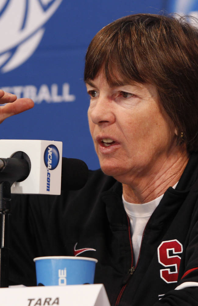 Tara VanDerveer to receive Legends of Coaching