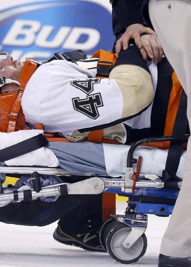 Bettman says players learning how to hit safely