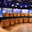 NEW YORK, NY - MAY 21: A general overall view of the 2013 NBA Draft Lottery on May 21, 2013 at the ABC News'