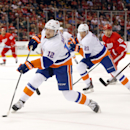 Islanders edge Red Wings 2-1 The Associated Press
