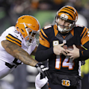 Bengals' Dalton has to get past another awful game The Associated Press