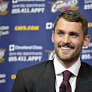 Love struck: Kevin Love pledges commitment to Cavs The Associated Press