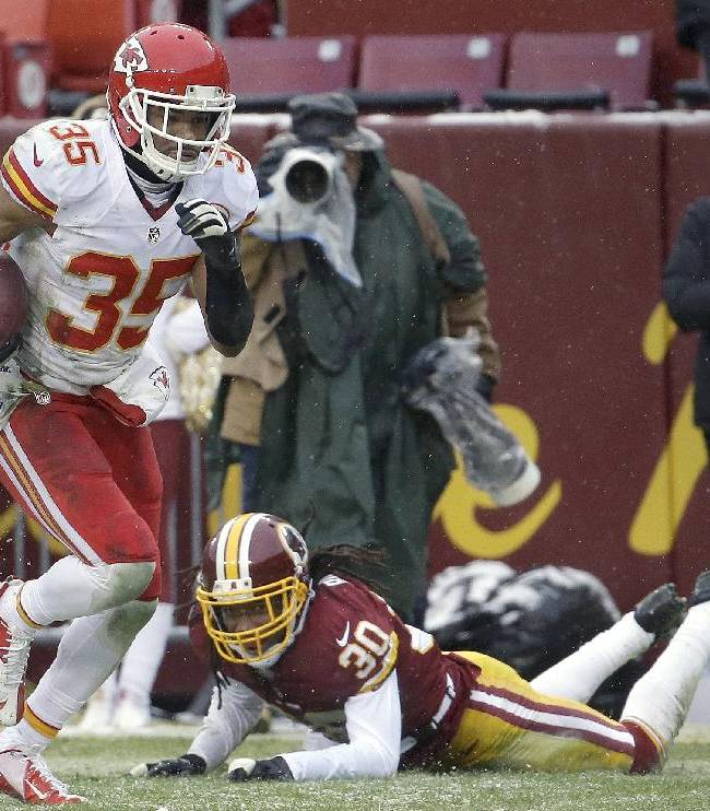 Chiefs' special teams becoming difference maker