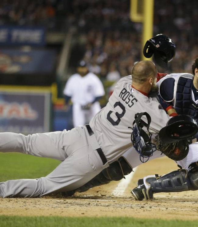 Baseball set to announce plate-collision rule