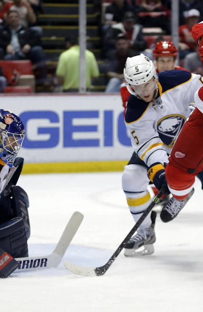 Sabres injury list grows with 3 more hurt