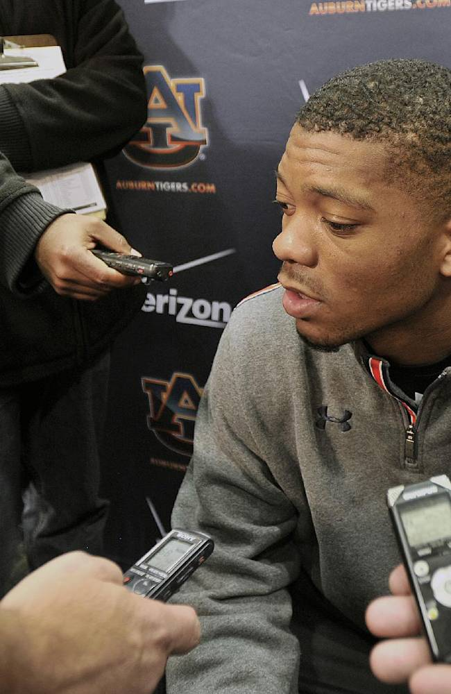 No. 2 Auburn aiming to defy odds 1 more time