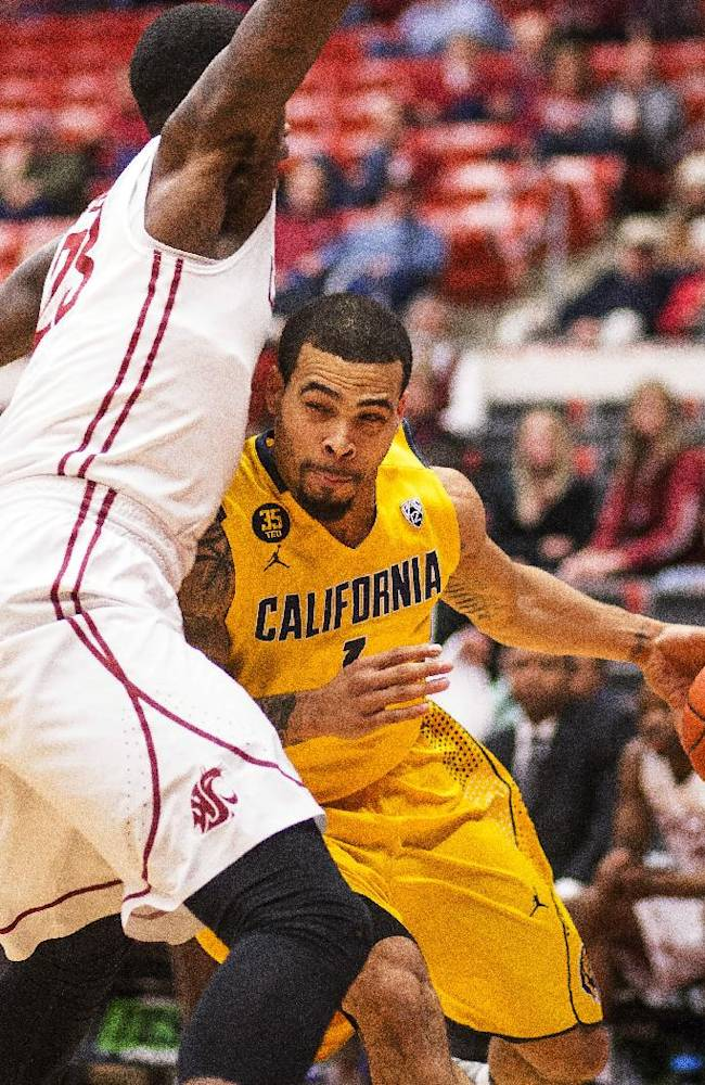 California prepares for key Pac-12 stretch run
