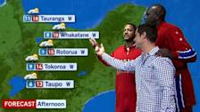 Harlem Globetrotters Present The Weather