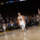 Curry's 3 lifts Warriors over Magic, 98-97 The Associated Press