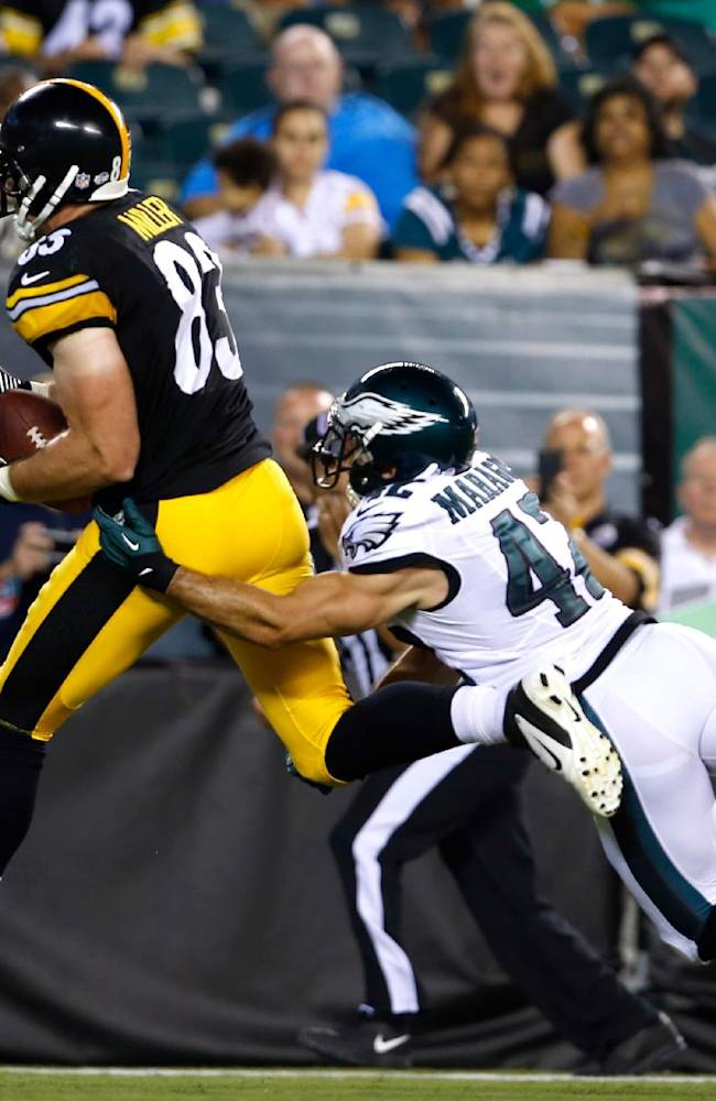 Eagles looking for improvement in pass defense