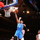 Knicks overcome Westbrook's 40, beat Durant-less Thunder The Associated Press