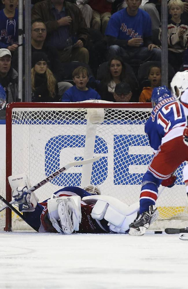 Capitals' Grubauer stops 30 shots in 1st NHL win