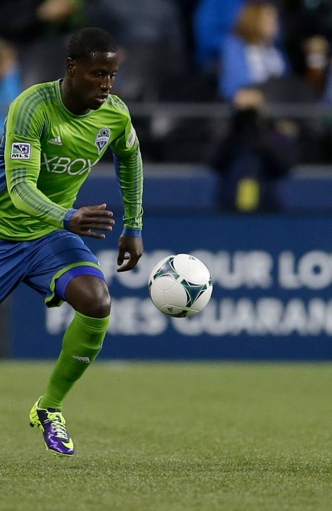 DC United acquires Eddie Johnson from Seattle