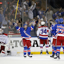 Rangers stay alive with 2-1 overtime win on McDonagh's goal The Associated Press