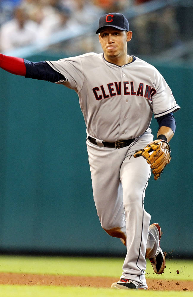 Cleveland Indians v Houston Astros