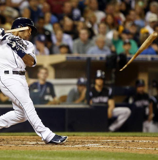 Despaigne's pitching lifts Padres to 4-1 win