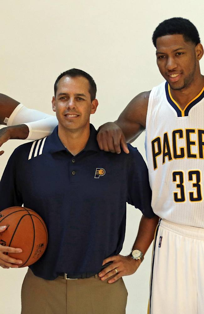 Pacers' Granger looks good in early practices