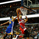 Golden State Warriors v Washington Wizards Getty Images