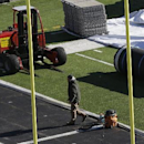 NFL's turf gurus gird for historic Super Bowl The Associated Press