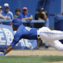 Hamels 5 scoreless innings as Phils lose to Blue Jays 4-1 The Associated Press
