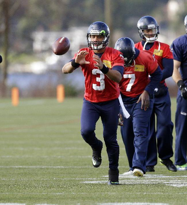 Seattle hopes Wilson, offense can pop in playoffs